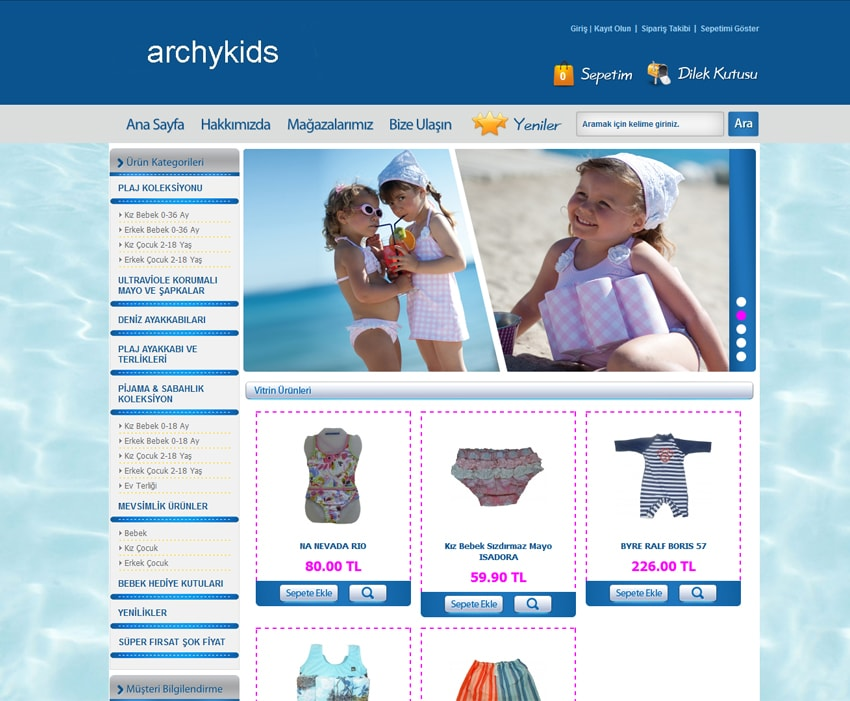 Archimede Store